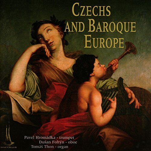 Barockmusik-Trio - Die Tschechen und das Barocke Europa - Preis vom 06.05.2021 04:54:26 h