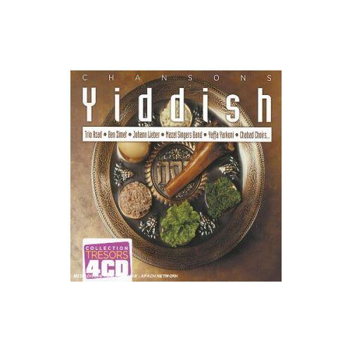 Various - Chansons Yiddish - Preis vom 03.04.2020 04:57:06 h