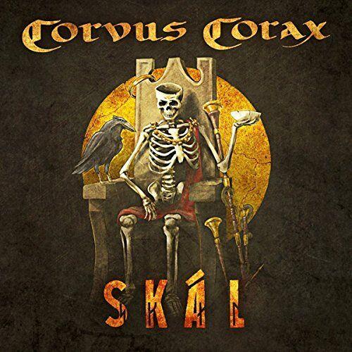 Corvus Corax - Skál - Preis vom 16.01.2020 05:56:39 h