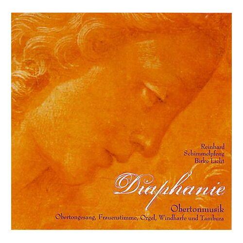 Reinhard Schimmelpfeng - Diaphanie - Preis vom 12.05.2021 04:50:50 h