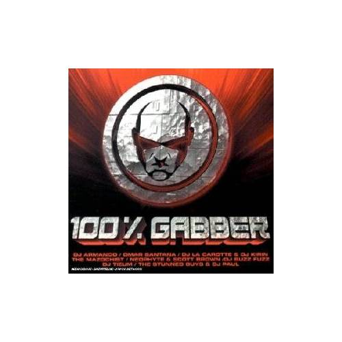 Various - 100% Gabber - Preis vom 05.05.2021 04:54:13 h