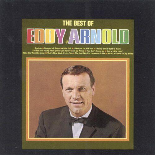 Eddy Arnold - Best of Eddy Arnold - Preis vom 20.10.2020 04:55:35 h