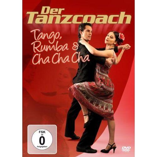 Various - Der Tanzcoach - Tango, Rumba & Cha Cha Cha (2 Discs) - Preis vom 31.03.2020 04:56:10 h