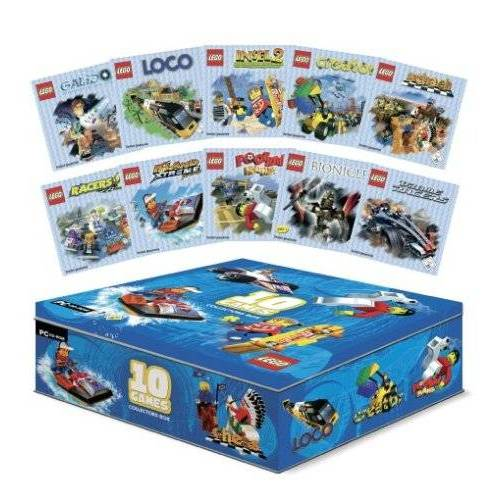 Lego - Lego Tin Box - Preis vom 11.12.2019 05:56:01 h