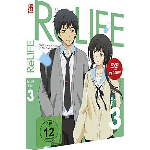 Tomochi Kosaka - ReLIFE - Vol.3 - [DVD] - Preis vom 25.02.2021 06:08:03 h