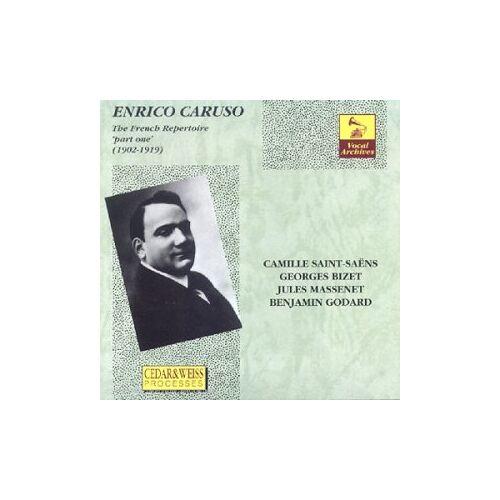 Enrico Caruso - Enrico Caruso/Franz.1902/19 - Preis vom 06.09.2020 04:54:28 h