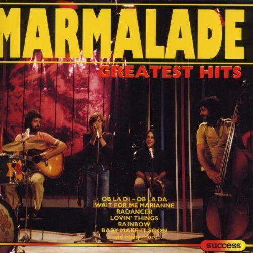 Marmelade - Greatest Hits - Preis vom 31.03.2020 04:56:10 h