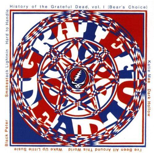 Grateful Dead - History of Grateful Dead Vol.1 - Preis vom 18.01.2020 06:00:44 h