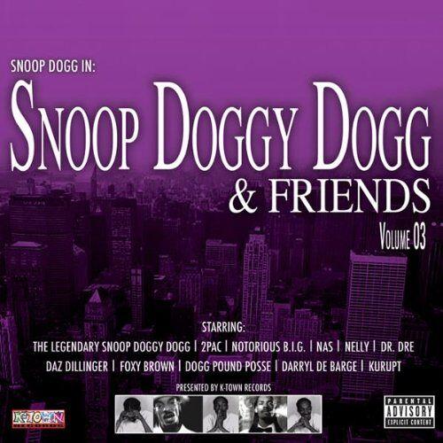 Snoop Doggy Dogg - Snoop Doggy Dogg & Friends Vol.3 - Preis vom 27.01.2021 06:07:18 h