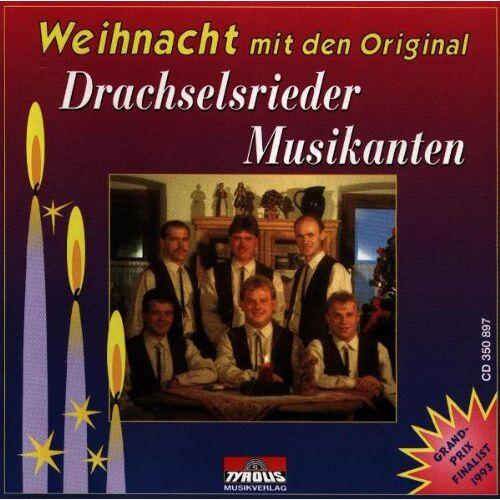 Ori Drachselsrieder Musikanten - Weihnacht mit d.Drachselsried - Preis vom 26.01.2021 06:11:22 h
