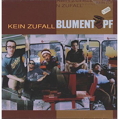 Blumentopf - Kein Zufall [Vinyl LP] - Preis vom 28.03.2020 05:56:53 h