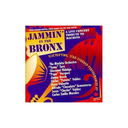 Va-Jammin' in the Bronx - Jammin' in the Bronx - Preis vom 28.02.2021 06:03:40 h