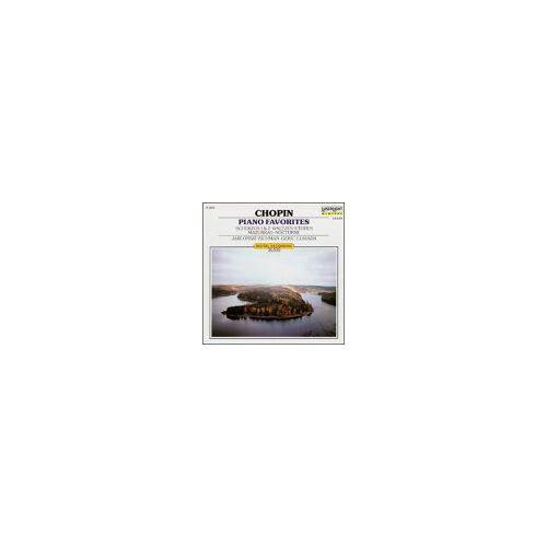 F. Chopin - Piano Favorites - Preis vom 20.04.2021 04:49:58 h
