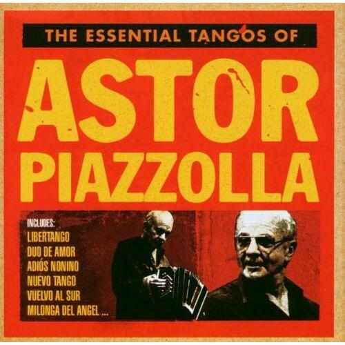 Astor Piazzolla - Essential Tangos - Preis vom 01.06.2020 05:03:22 h