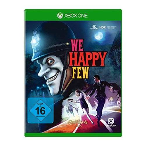 Flashpoint AG - We Happy Few - Preis vom 15.01.2021 06:07:28 h