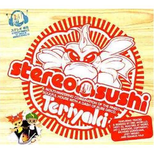 Stereo Sushi - Vol.7-Stereo Sushi - Preis vom 09.04.2021 04:50:04 h