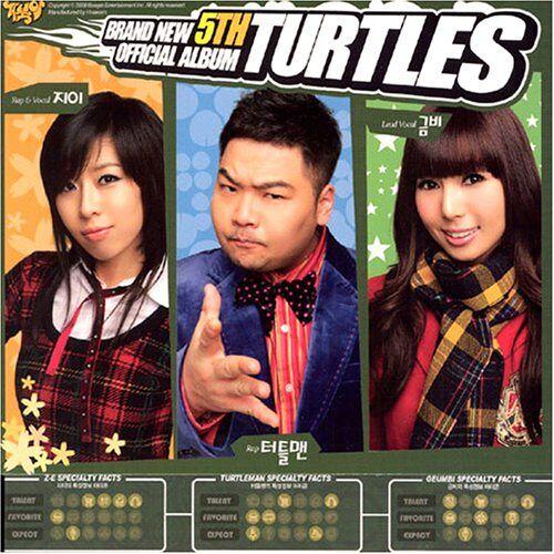 Turtles - Turtles Vol. 5 - Preis vom 26.03.2020 05:53:05 h