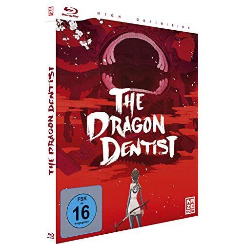 Kazuya Tsurumaki - The Dragon Dentist - The Movie - [Blu-ray] - Preis vom 14.04.2021 04:53:30 h
