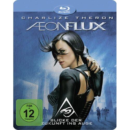 Karyn Kusama - Aeon Flux - Steelbook [Blu-ray] - Preis vom 31.03.2020 04:56:10 h