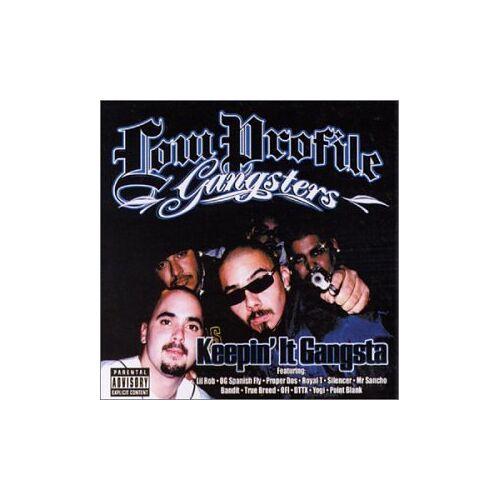 Low Profile Gangsters - Keepin' It Gangsta - Preis vom 20.10.2020 04:55:35 h