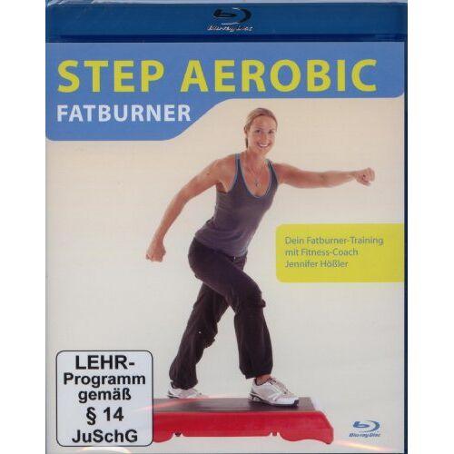 Bros - Step Aerobic Fatburner - Blu-ray - Preis vom 31.03.2020 04:56:10 h