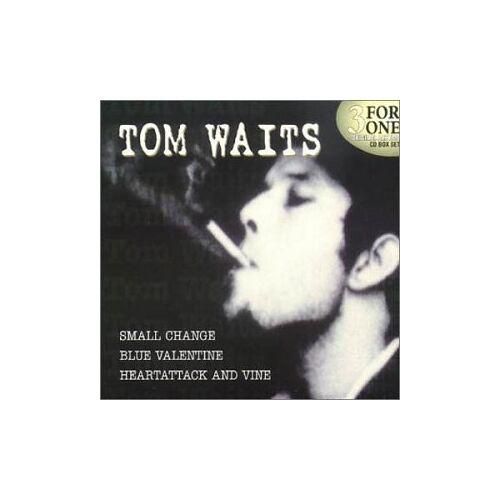 Tom Waits - Small Change/Blue Valentine/Heartattack And Vine [3-CD-Box] - Preis vom 05.09.2020 04:49:05 h