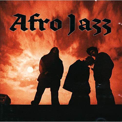 Afrojazz - Afro Jazz - Preis vom 08.04.2021 04:50:19 h