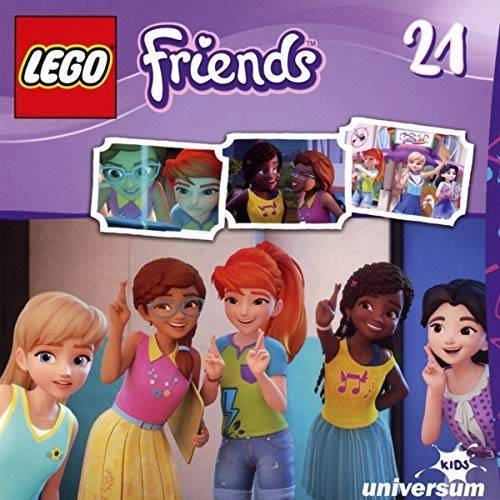 Lego Friends - Lego Friends (CD 21) - Preis vom 09.12.2019 05:59:58 h