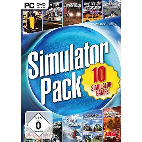 UIG - Simulator Pack - 10 Simulator Games - Preis vom 27.02.2021 06:04:24 h