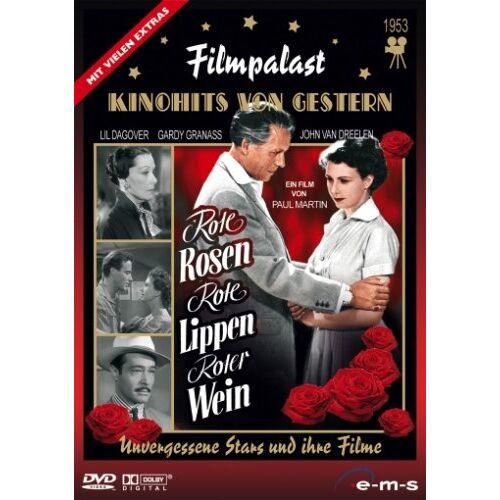 Paul Martin - Rote Rosen, rote Lippen, roter Wein - Preis vom 21.02.2020 06:03:45 h
