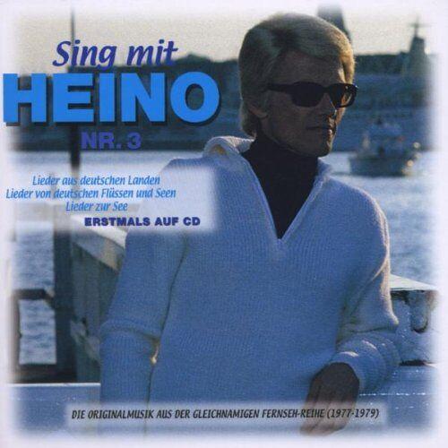 Heino - Sing mit Heino/Nr.3 - Preis vom 01.03.2021 06:00:22 h