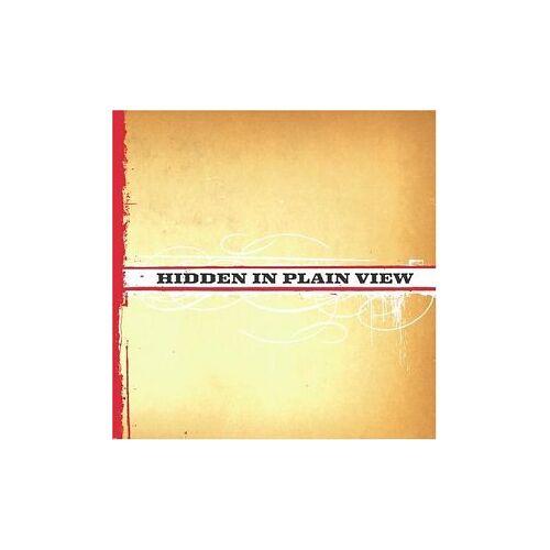 Hidden in Plain View - Hidden in Ep - Preis vom 06.03.2021 05:55:44 h