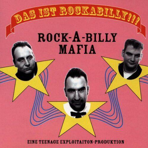 Rockabilly Mafia - Das Ist Rockabilly !!! - Preis vom 23.02.2020 05:59:53 h