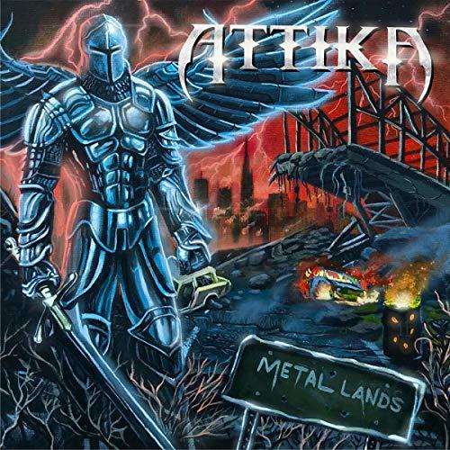 Attika - Metal Land - Preis vom 11.05.2021 04:49:30 h