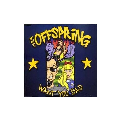the Offspring - Want You Bad [4trx] - Preis vom 14.04.2021 04:53:30 h