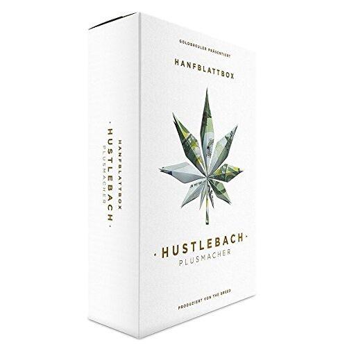 Plusmacher - Hustlebach (Hanfblattbox Ltd Bauchtaschen Edition) - Preis vom 22.02.2020 06:00:29 h