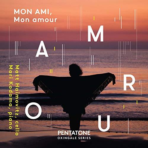 Matt Haimovitz - Mon Ami, Mon Amour - Preis vom 15.05.2021 04:43:31 h