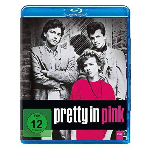 Howard Deutch - Pretty In Pink [Blu-ray] - Preis vom 11.04.2021 04:47:53 h