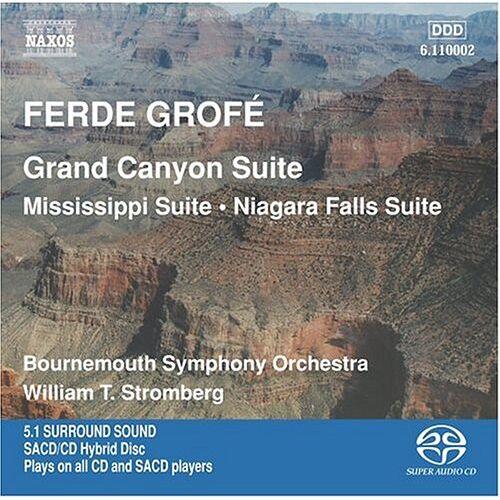 Stromberg - Grand Canyon Suite - Preis vom 12.05.2021 04:50:50 h