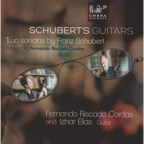 Cordas, Fernando Riscado - Schuberts Gitarren - Preis vom 14.04.2021 04:53:30 h