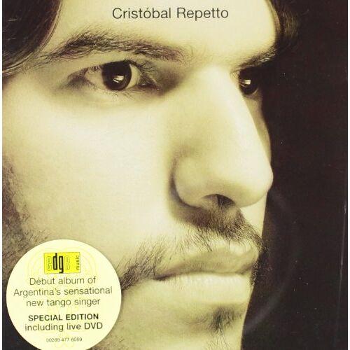 Cristobal Repetto - Cristobal Repetto (Special Edition) - Preis vom 18.04.2021 04:52:10 h
