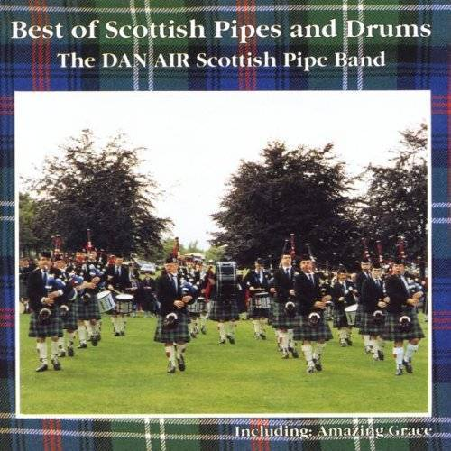 the Dan Air Scottish Pipe Band - Best of Scottish Pipes and Dru - Preis vom 25.01.2021 05:57:21 h