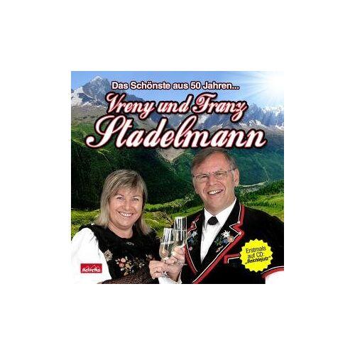 Stadelmann, Vreny und Franz - Das Schoenste aus 50 Jahren... - Preis vom 18.04.2021 04:52:10 h