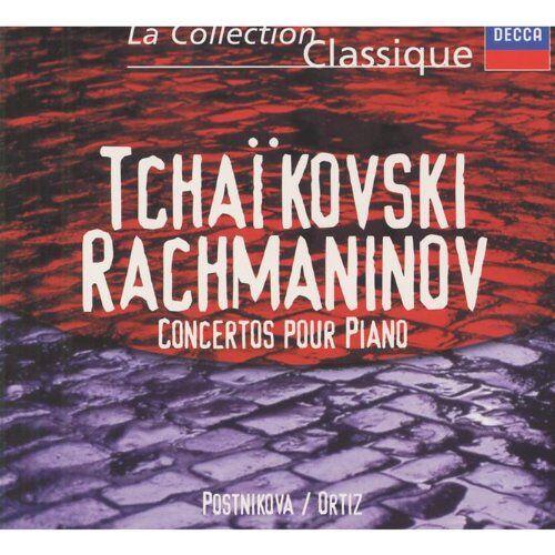 Tchaikovsky - Rachmaninov/Conc Piano 2 - Preis vom 23.01.2021 06:00:26 h