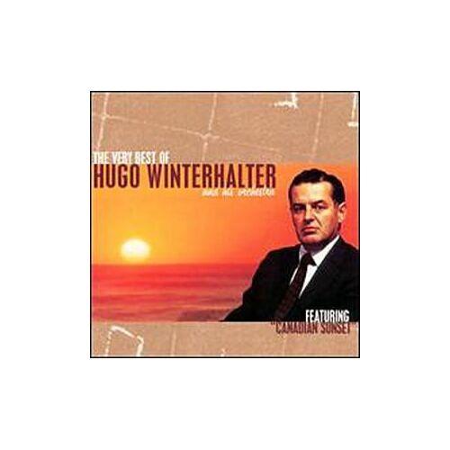 Hugo Winterhalter - Very Best of Hugo Winterhalter - Preis vom 22.04.2021 04:50:21 h