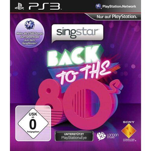 Sony - SingStar - Back to the 80's + 2 Mikrofone Wireless - Preis vom 28.01.2020 05:57:10 h