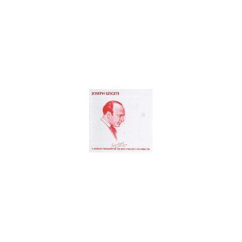 Szigeti - Joseph Szigeti Spielt - Preis vom 20.10.2020 04:55:35 h