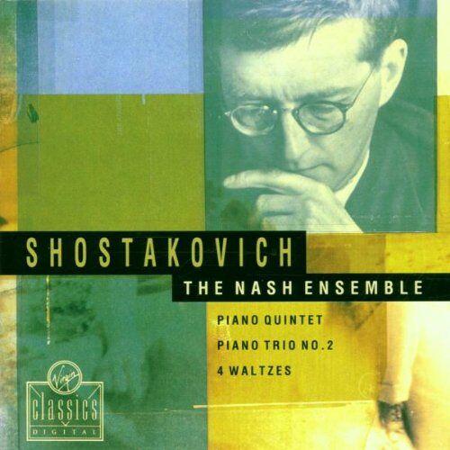 Nash Ensemble - Klavierquintett / Klaviertrio 2 - Preis vom 13.05.2021 04:51:36 h