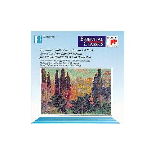 Paganini - Ct Vln 1/4/Ct Gran Duo - Preis vom 25.01.2021 05:57:21 h