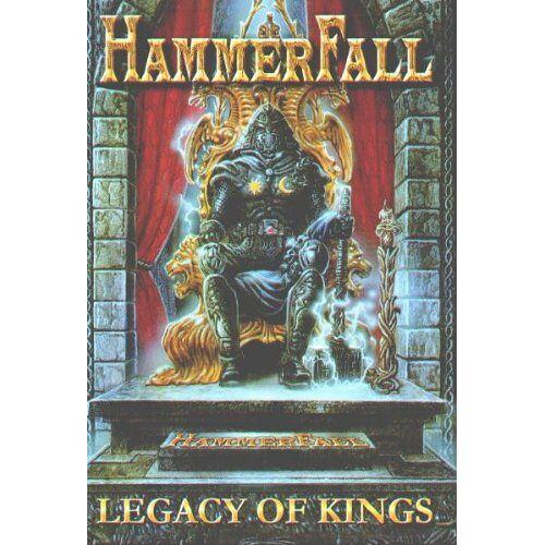 Hammerfall - Legacy of Kings - Preis vom 28.03.2020 05:56:53 h